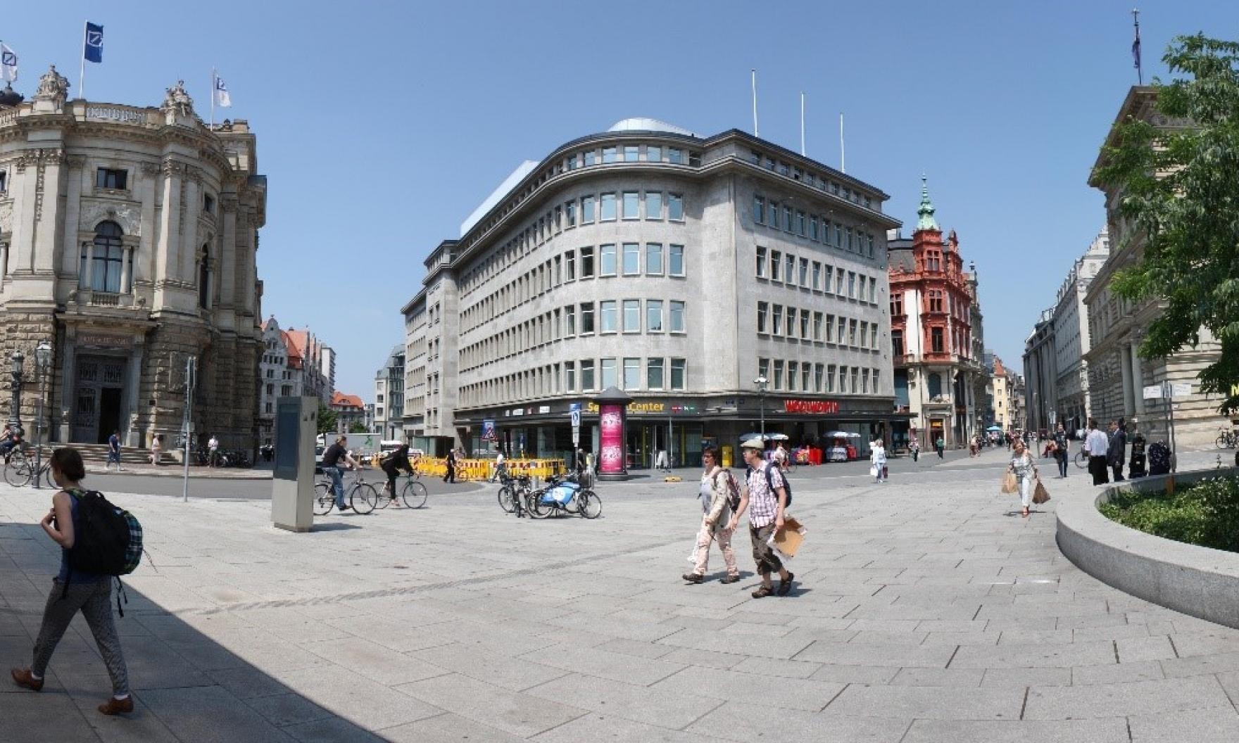 ARCADIA vermittelt rund 800 Quadratmeter Einzelhandelsfläche