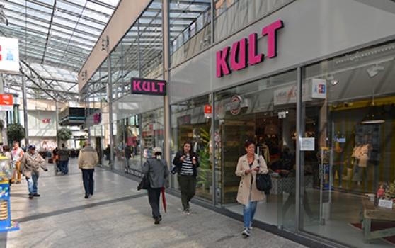 ARCADIA vermittelt Einkaufscenter Rathaus-Galerie in Dormagen