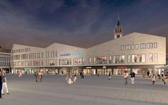 Achim Griese und ARCADIA haben mehr als 1.100 Quadratmeter Einzelhandelsfläche an New Yorker vermietet