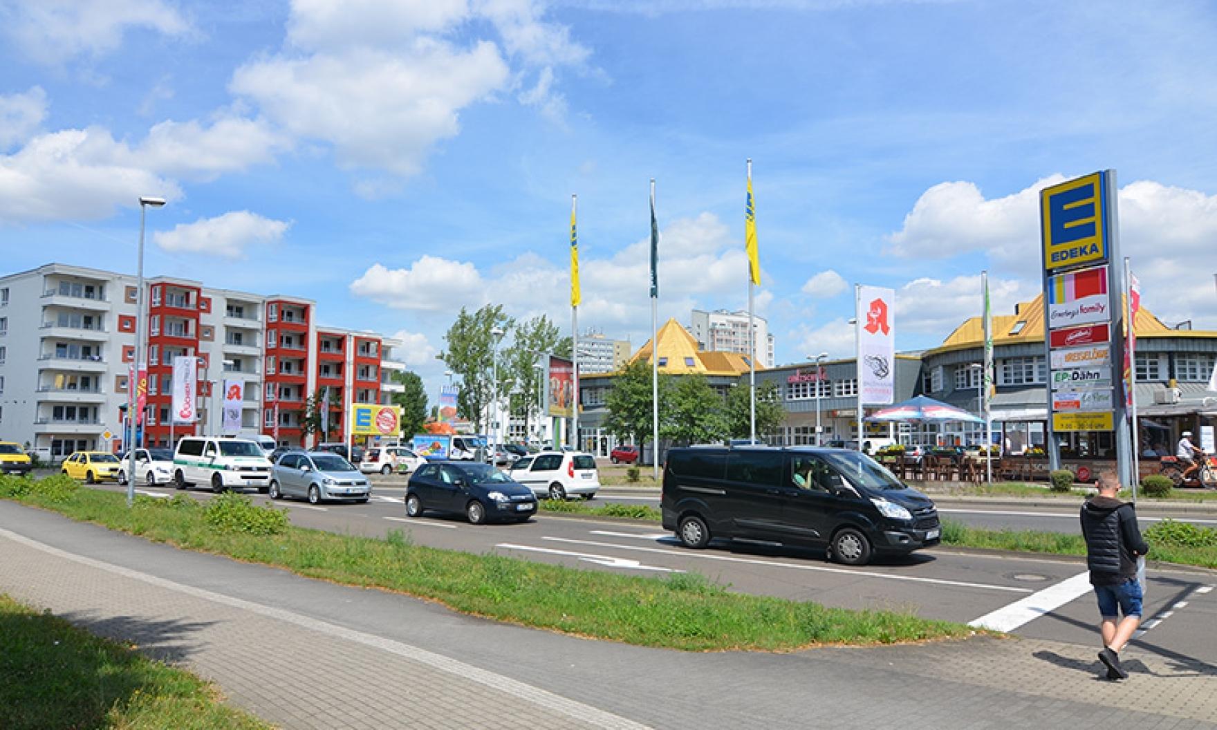 ARCADIA vermietet mehr als 1.600 Quadratmeter Einzelhandel, Büro und Wohnen im Permoser Eck in Leipzig