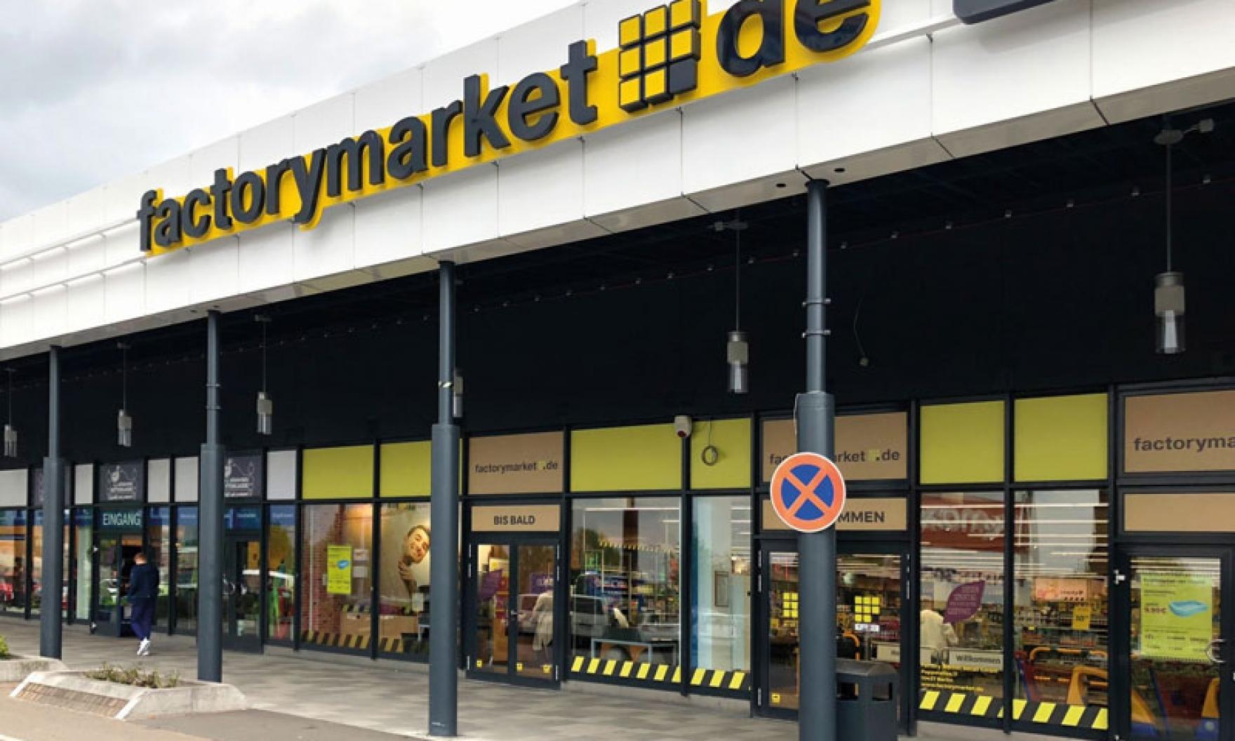 ARCREX – Retail Experts GmbH übernimmt exklusiv deutschlandweite Expansionsplanung für Factorymarket