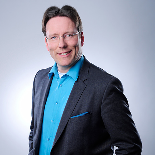 Alexander Folz, Geschäftsführer der ARCADIA Investment Group