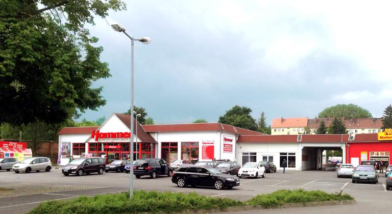 Speciality retail market in Görlitz