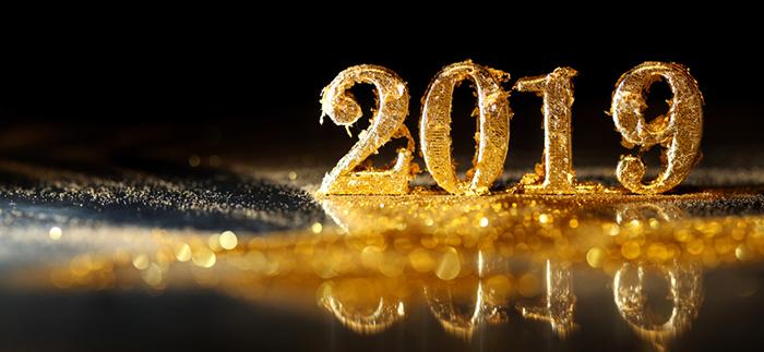 Neujahrsgruß 2019