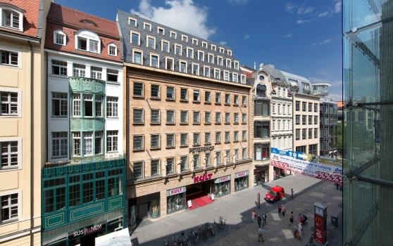 Jachimowicz Group erwirbt historischen Petershof in absoluter Bestlage der Leipziger Innenstadt