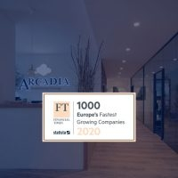 ARCADIA once again among the FT 1000