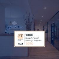 ARCADIA zählt erneut zu den FT 1000