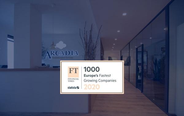Diesjährige Auszeichnung der Financial Times