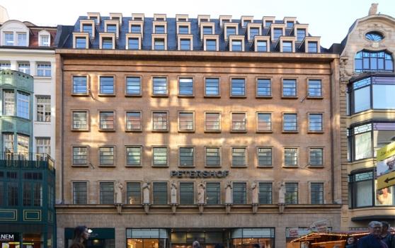 ARCADIA Investment Group erweitert erneut Büroflächen im Petershof in Leipzig