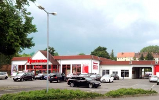 ARCADIA gives advice on the sale of a speciality retail market in Görlitz