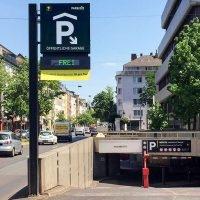 PARCADIA brokers operator for underground car park in Düsseldorf