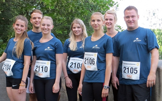 10. Commerzbank Corporate Challenge in Leipzig