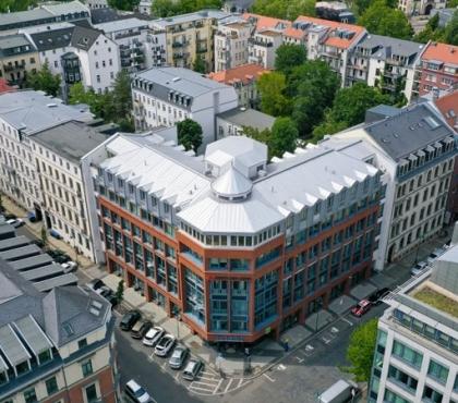 ARCADIA erwirbt Geschäftshaus in Leipzig für neuen Unternehmenssitz