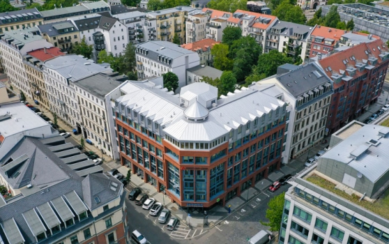 ARCADIA acquires office building in Leipzig for new company headquarters