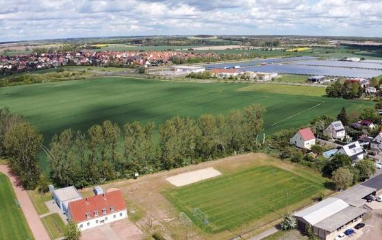 ARCADIA develops residential quarter in Borsdorf near Leipzig