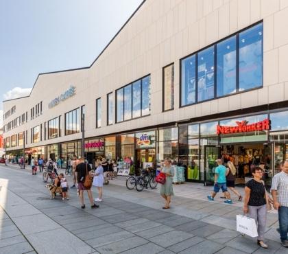 "ARCADIA verkauft Anteile am Neubrandenburger ""Marien Carrée"""