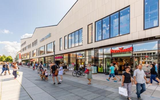 "ARCADIA sells shares in Neubrandenburg's ""Marien Carrée"""
