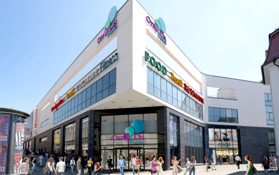 "Rossmann expands sales area to approx. 870 m² for newly designed ""Otto Dix Passage"""