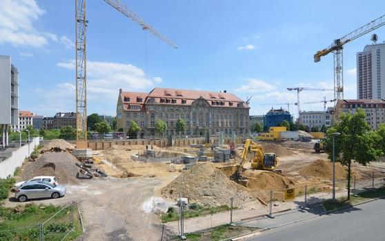 ARCADIA Investment GmbH konzipiert Parkhaus für die S&G Development GmbH am Leipziger Hauptbahnhof