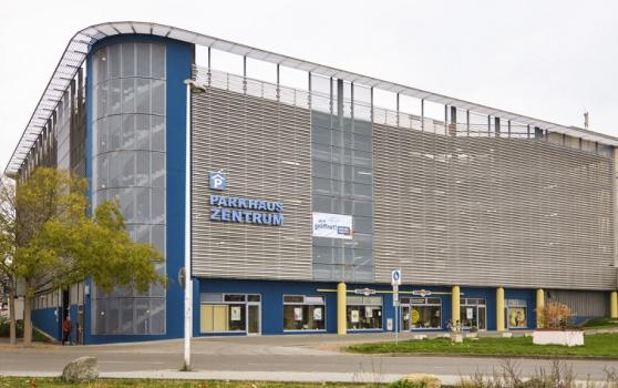 """ARCADIA verkauft """"Parkhaus Zentrum"""" in Gera"""