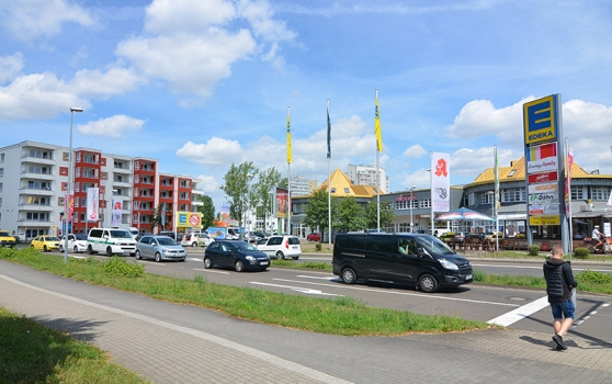 ARCADIA lets more than 1,600 m² retail, office and residential space at Permoser Eck in Leipzig