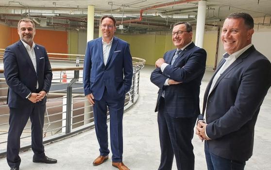 """ARCADIA vermietet rund 8.300 m² in """"Otto Dix Passage"""" Gera"""
