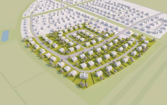 ARCADIA plans new residential quarter in Neubrandenburg