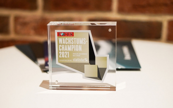 "ARCADIA is among the ""Growth Champions 2021"""