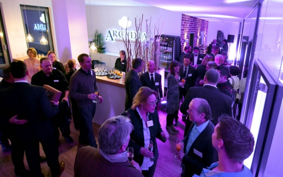 ARCADIA celebrates move into Petershof