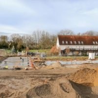 """Project update on """"Eulenhof"""" residential project in Krostitz"""