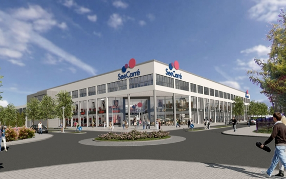 S&G Development GmbH commences building at SeeCarré shopping centre in Berlin-Falkensee