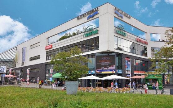 "ARCADIA acquired ""Elster Forum"" shopping centre in Gera"