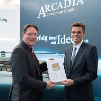"ARCADIA receives DGNB pre-certificate in gold for newly designed ""Otto Dix Passage"" in Gera"
