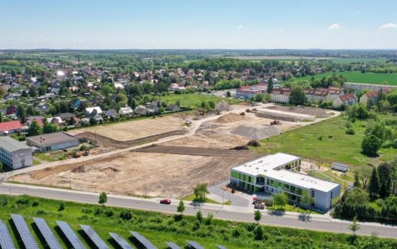 ARCADIA und Süß UG entwickeln Wohnquartier am Stadtrand von Leipzig