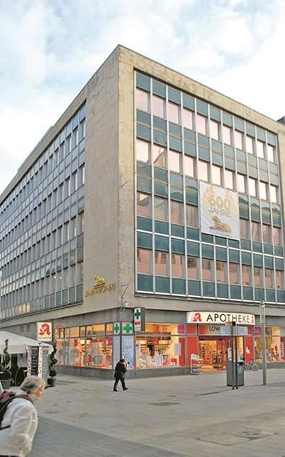 Current view of 19 Grimmaische Straße