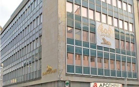 ARCADIA Investment GmbH ebnet Weg für Neuentwicklung der Grimmaische Straße 19
