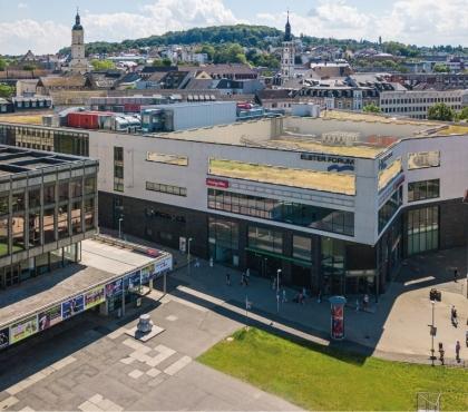 """Mietflächen in """"Otto Dix Passage"""" in Gera an BARMER übergeben"""
