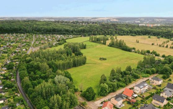 ARCADIA plant Wohnquartier in Chemnitz auf 74.100 m² großem Areal
