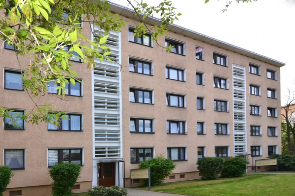 The property acquired by the ARCADIA Investment Group at 32-36 Weitblick in Zwickau